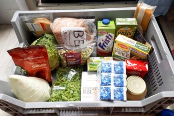 voedselpakket van Enjoy Food